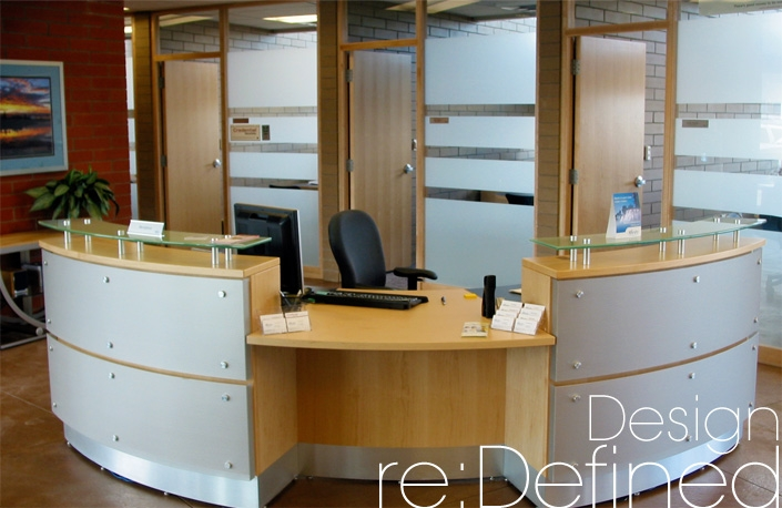Cwi Manufacturing Beautiful Custom Office Furniture